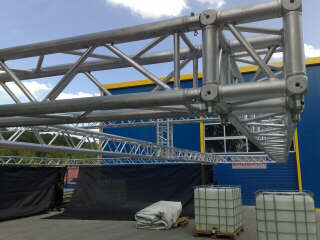 Box Corner Global Truss
